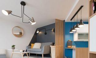 Un architecte d'intérieur peut littéralement transformer une simple pièce.