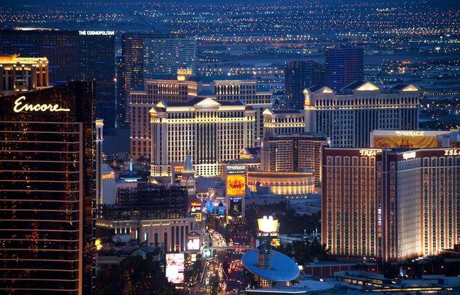 L'hôtel Encore, du groupe Wynn, à Las Vegas.