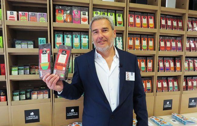 La Route des Comptoirs, fondée par François Cambell, propose plus de 130 recettes de thés.