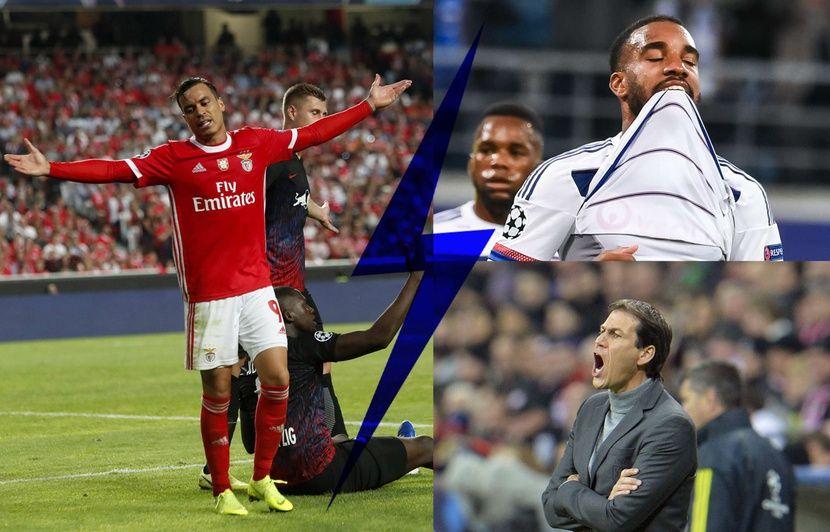 Benfica-OL : Les raclées de Garcia ou la malédiction de Guttmann... Qui incarne le plus la lose en Ligue des champions ?