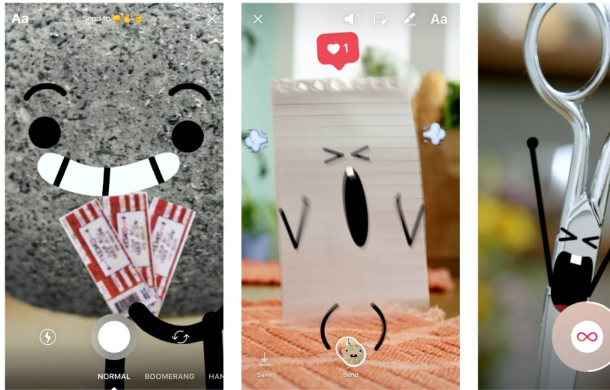 Direct, la nouvelle messagerie d'Instagram. – Instagram
