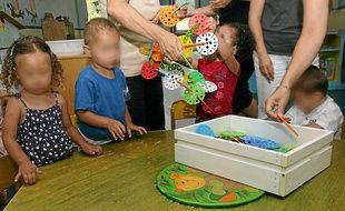 Des contrats ont été signés dans le secteur de la petite enfance (Illustration)