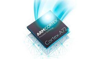 ARM a présenté sa puce A72 le 3 février 2016.
