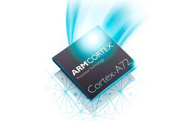 ARM présente une puce pour smartphone 75% plus économe