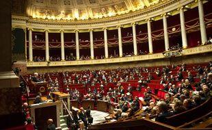 L'Assemblée nationale lors d'une séance de questions au gouvernement. (illustration)