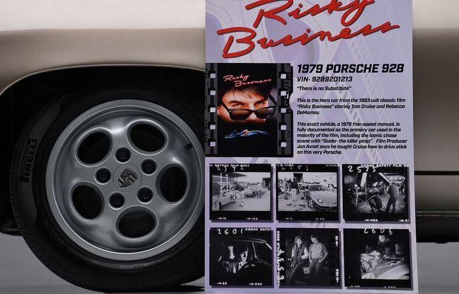 La Porsche 928 de Risky Business