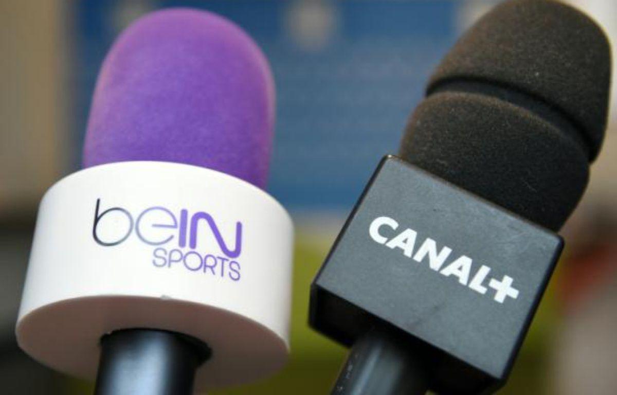 Canal+ va annoncer le 18 février 2016 un accord de distribution avec beIN Sports – FRANCK FIFE AFP