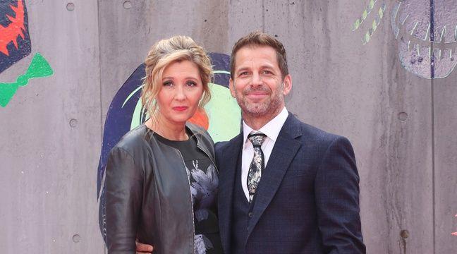Deborah et Zack Snyder à Londres – WENN