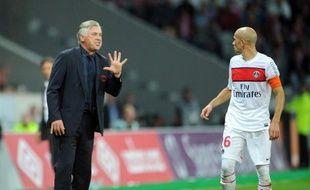 """""""Tout n'est pas parfait"""", a expliqué vendredi Carlo Ancelotti, entraîneur d'un Paris SG qui vient d'enchaîner trois succès en Ligue 1 et Ligue des champions."""