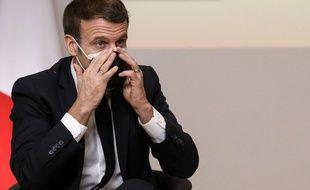 Vaccination: Emmanuel Macron dévoile aux élus ses pistes pour accélérer la stratégie de la France (Illustration)