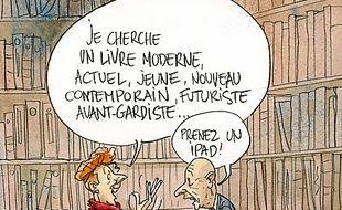 Le dessin de Pierre Ballouhey.