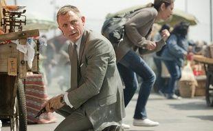 Daniel Craig alias James Bond dans «Skyfall», un film classé «PG-13»