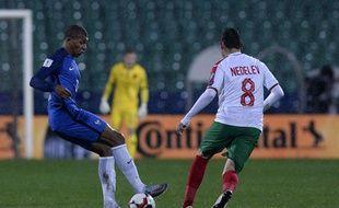Kylian Mbappé n'a pas brillé à Sofia.