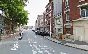 La ville de Dunkerque.