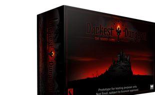 Le jeu de plateau Darkest Dungeon cartonne sur KickStarter