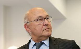 Le ministres des Finances Michel Sapin, le 29 octobre 2015 à Paris.
