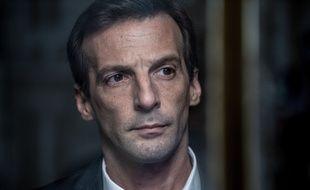 Mathieu Kassovitz dans «Le bureau des légendes».