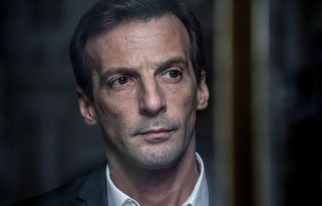 Mathieu Kassovitz dans «Le bureau des légendes», la nouvelle série de Canal+.