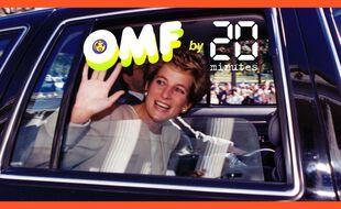 Selon des thèses complotistes, l'accident de voiture dans lequel Lady Diana Spencer a trouvé la mort était commandé par les services secrets