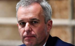 François de Rugy, désormais ex-ministre de la Transition écologique.