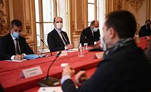 Jean Castex annonce un durcissement des peines contre les agresseurs de policiers ou gendarmes