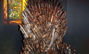 Le trône de fer