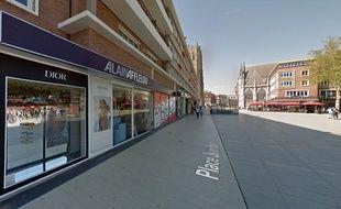 fdfd15366 Dunkerque: Un opticien victime d'un casse à la voiture bélier