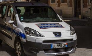 Une voiture de police municipale (illustration).
