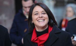 Sylvia Pinel, la présidente du PRG, est candidate dans la 2e circonscription du Tarn-et-Garonne.