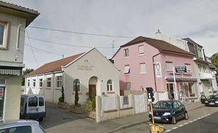 Les habitués de l'église évangélique de Wittenheim ont eu sacrément peur ce dimanche matin. Illustration
