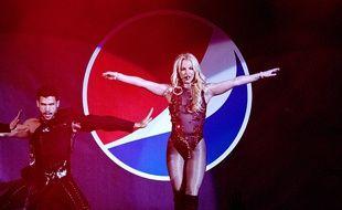 Britney Spears lors du B96 Pepsi Jingle Bash 2016