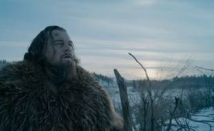 Leonardo DiCaprio dans «The Revenant».