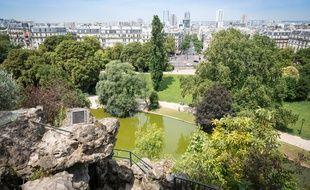Le parc des Buttes-Chaumont, comme les autres parcs et jardins parisiens, réouvriront très bientôt.