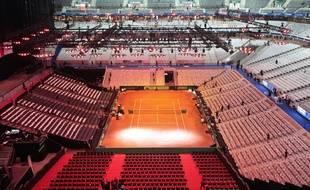 Comme en 2014, le stade Pierre-Mauroy accueillera la Coupe Davis.