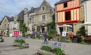 Rochefort-en-Terre a été désigné Village préféré des Français le 7 juin.