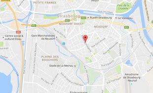 Strasbourg: Une octogénaire renversée par un camion, la police lance un appel à témoins.