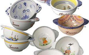 La faïencerie qui fabrique les célèbres «bols bretons» a trouvé un ...