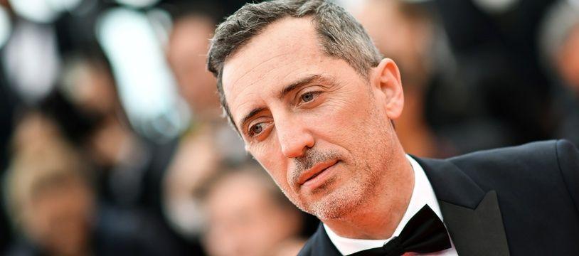 L'humoriste et acteur français Gad Elmaleh au Festival de Cannes en mai 2019.