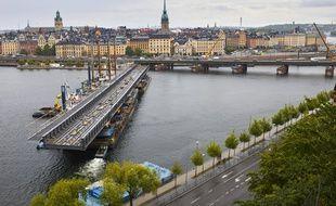 Stockholm, illustraton
