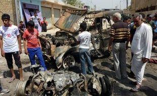 La vague d'attentats qui a ensanglanté l'Irak lundi a fait 37 morts et plus de 270 blessés, selon un nouveau bilan communiqué par les services médicaux et sécuritaires.