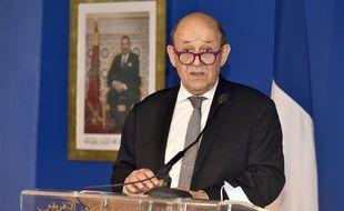 Jean-Yves Le Drian a déclaré que le gouvernement français dira au Secrétaire américain Mike Pompéo en visite prochainement à Paris qu'un retrait des troupes américaines d'Afghanistan ou d'Irak serait une mauvaise idée