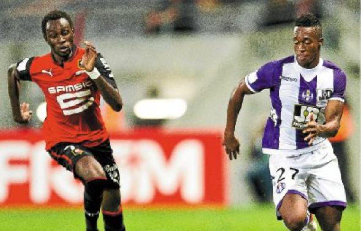 Las d'être la cible de la presse people portugaise, Djalo veut briller en L1. –  F. Lancelot/SIPA