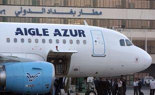 La compagnie Aigle Azur a été placée lundi en redressement judiciaire et tous ses vols sont annulés à partir de vendredi soir.