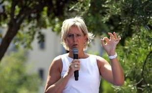 L'ancienne ministre Nadine Morano, soutien de Jean-François Copé pour la présidence de l'UMP, a annoncé jeudi sur i-Télé avoir créé son propre mouvement politique, le Rassemblement pour le peuple de France (RPPF).