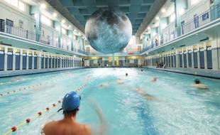 Rennes la lune revient clairer la piscine saint georges for Piscine saint georges rennes
