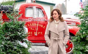 Autumm Reeser est l'héritière de Noël dans un téléfilm éponyme sur TF1