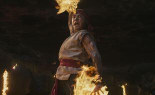 Ludi Lin dans «Mortal Kombat» de Simon McQuoid