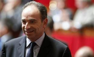 Jean-François Copé à l'Assemblée nationale, le 11 juillet 2012.