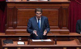 Christian Jacob, patron des députés Les Républicains (LR), a annoncé mardi 24 juillet 2018 que son groupe allait déposer une motion de censure contre le gouvernement à la suite de l'affaire Benalla.