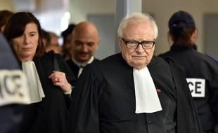 L'avocat pénaliste Henri Leclerc estime que Bertrand Cantat devrait être «réhabilité».